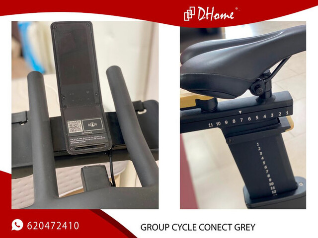 GROUP CYCLE CONECT GREY - foto 2
