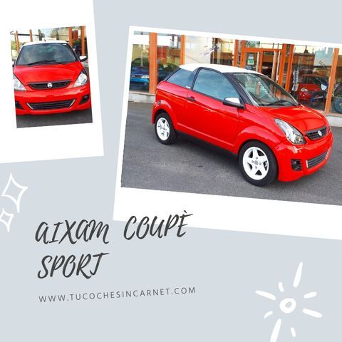 AIXAM - COUPE S SPORT - foto 2