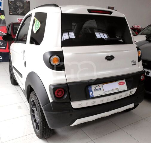 MICROCAR - MGO HIGHLAND X DCI AIRE - foto 9