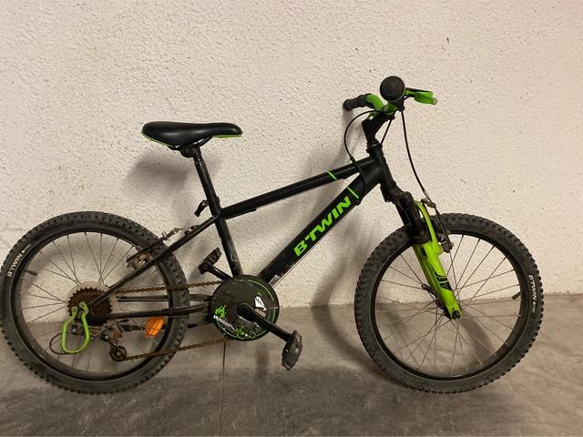 Vendo Bici Por 20