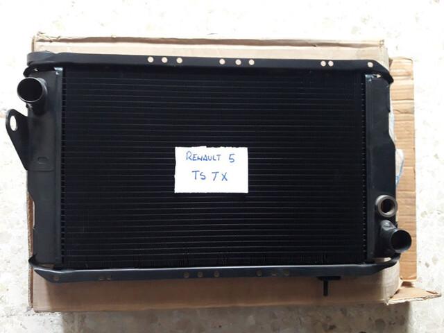 RADIADOR RENAULT 5 TS TX ALPINE - foto 1
