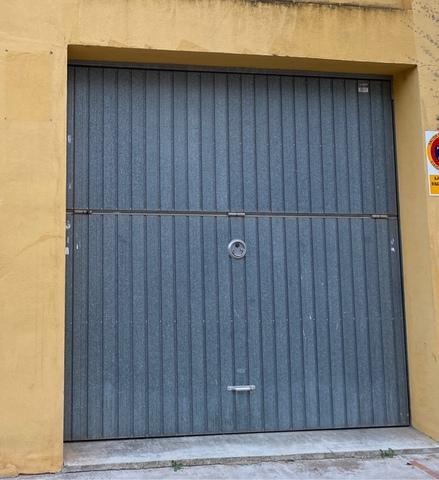 Vendo Puerta De Garaje
