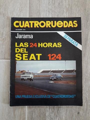 Revista Cuatroruedas N°84-1970
