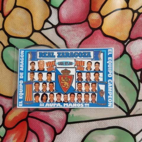 Real Zaragoza 97_98