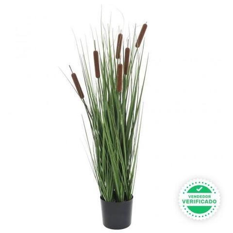 Planta De Hierba Artificial Con Junco 85