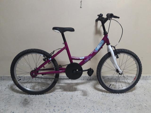 Bicicleta 20 Pulgadas Muy Buen Estado