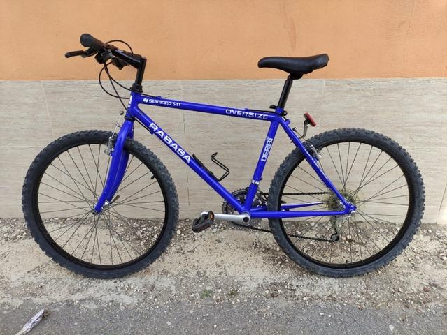 Bicicleta Montaña Rabasa Derbi