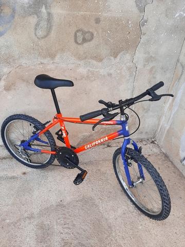 Bicicleta De Niños Ruedas 20 .  Castellón
