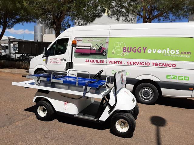 Buggy Golf Alquiler Y Venta