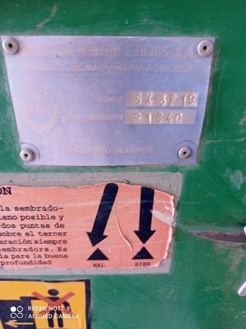 SEMBRADORA GIL - foto 5