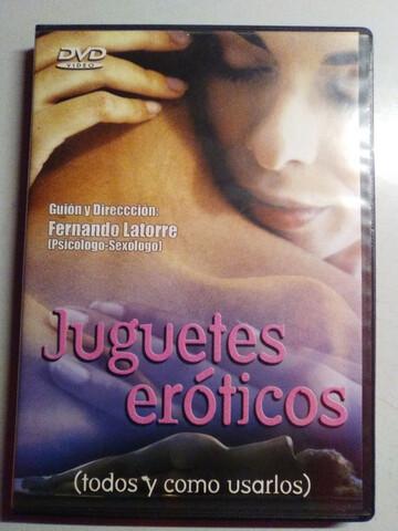 DVD:  JUGUETES ERÓTICOS - foto 1