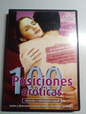 DVD:  100 POSICIONES ERÓTICAS - foto 1