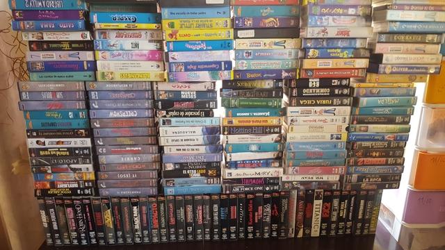 PELÍCULAS VHS - foto 1