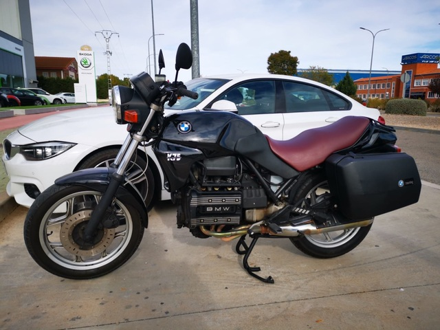 BMW - K 75 - foto 1
