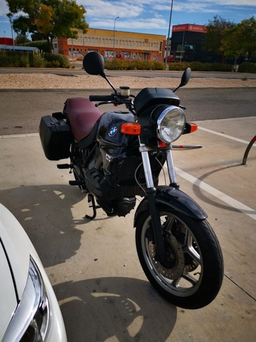 BMW - K 75 - foto 2