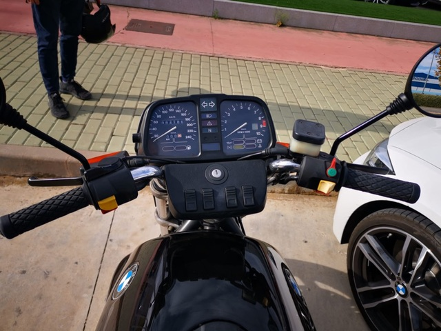 BMW - K 75 - foto 3