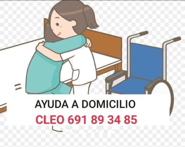 CUIDADO DE PERSONAS DEPENDIENTES - foto 1