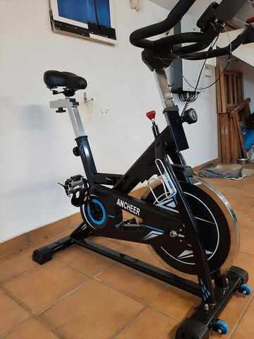 BICI INDOOR SPINING - foto 1