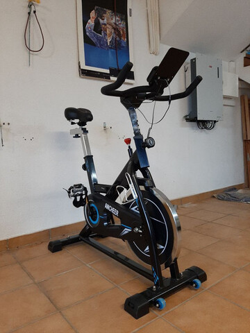 BICI INDOOR SPINING - foto 2