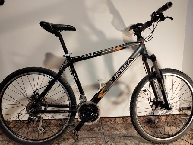 Bicicleta Orbea Frenos De Disco