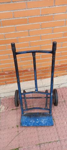 Carretilla  Carro De Transporte Bombonas