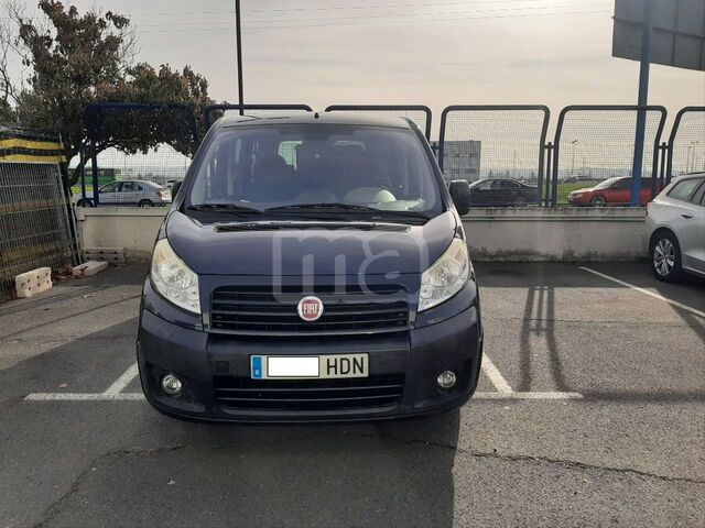 FIAT - SCUDO 2. 0 MJT 120CV 10 EXECUTIVE LARGO 89 - foto 1