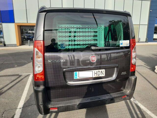 FIAT - SCUDO 2. 0 MJT 120CV 10 EXECUTIVE LARGO 89 - foto 3