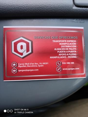 TRANSPORTE Y REPARTOS ECONÓMICOS - foto 2