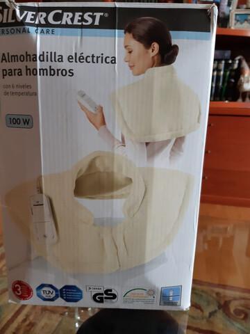 ALMOHADILLA ELECTRICA HOMBROS - foto 1