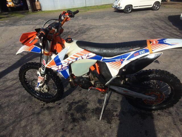 KTM - EXC 300 SIX DAYS - foto 1