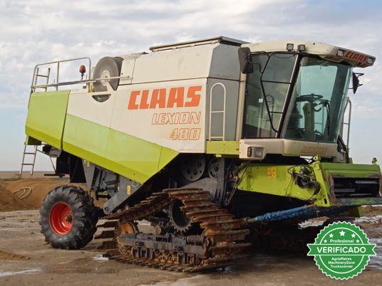 CLAAS LEXION 480 R - foto 6