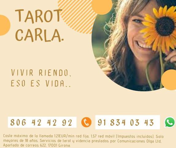 TAROT RECUPERA EL AMOR.  - foto 1