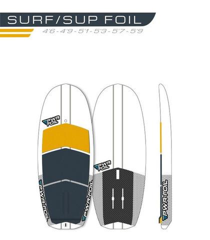 NEW 2021 SURF FOIL 5'3 REDWOODPADDLE - foto 1