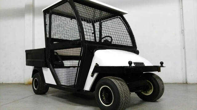 CARRO GOLF RECOGEBOLAS CADDY BOOGIE BUGG - foto 1