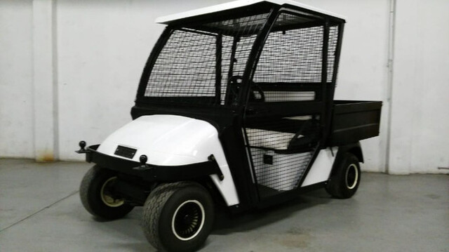 CARRO GOLF RECOGEBOLAS CADDY BOOGIE BUGG - foto 2