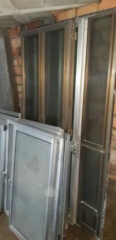 Puertas Y Ventanas En Aluminio