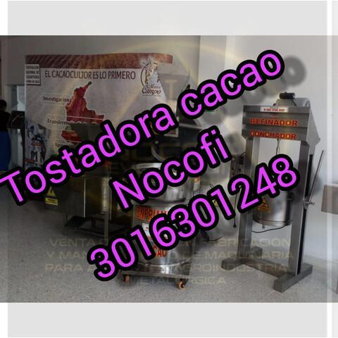 TOSTADORAS CACAO INDUSTRIALES - foto 1