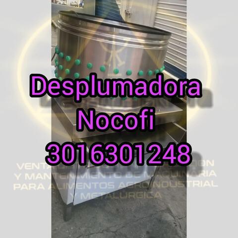 DESPLUMADORA FABRICACION EN ACERO - foto 1