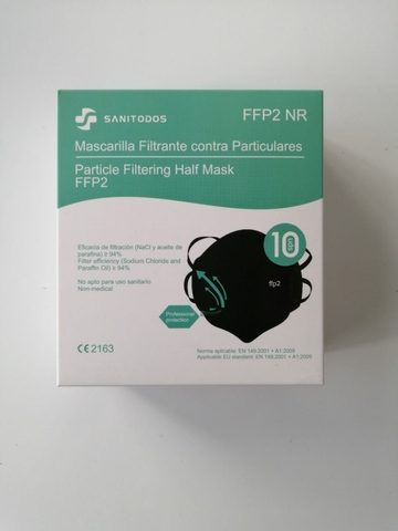 MASCARILLAS FFP2 PARA EMPRESAS ! - foto 2