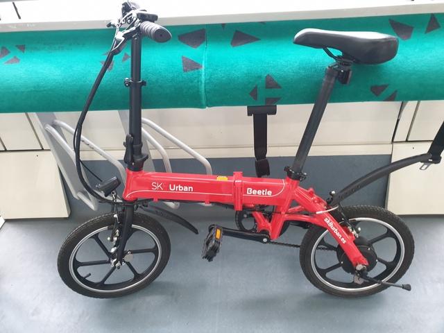 Bicicleta Sk8  Como Nueva