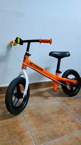 Bici Sin Pedales Infantil