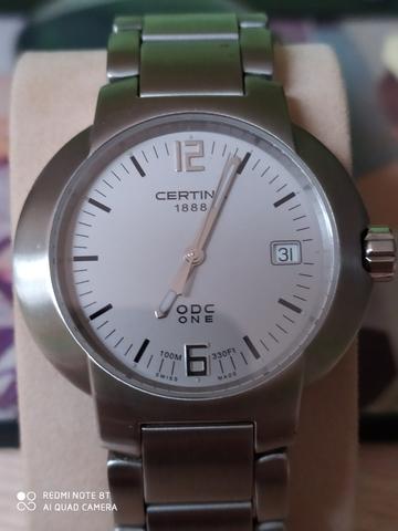 Relojes Certina.