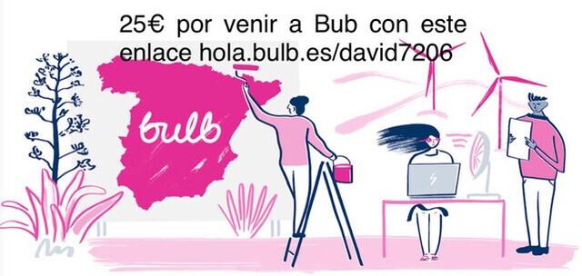 BULB Y TUS 25 EUROS POR CAMBIARTE - foto 2