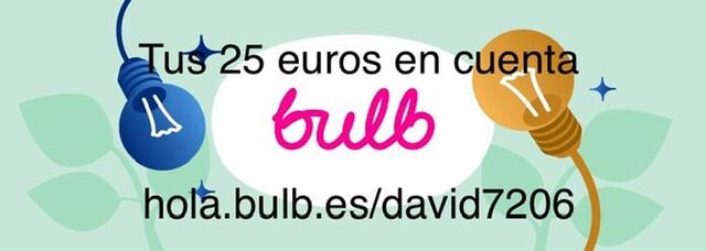 BULB Y TUS 25 EUROS POR CAMBIARTE - foto 3