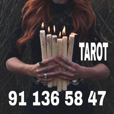 AMARRES TRABAJOS Y CONSULTAS DE TAROT - foto 1