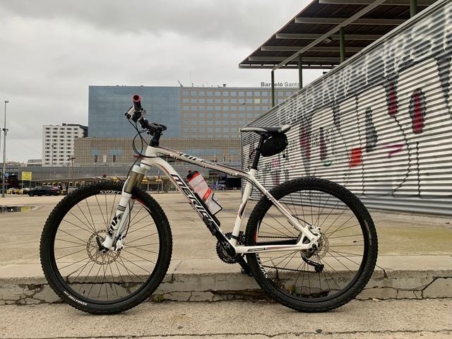 Bicicleta Merida Matts Lite