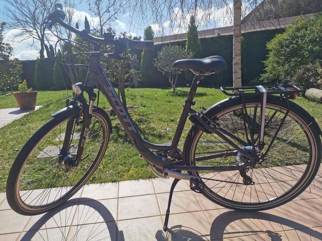 Bicicleta Scott Mujer Talla S