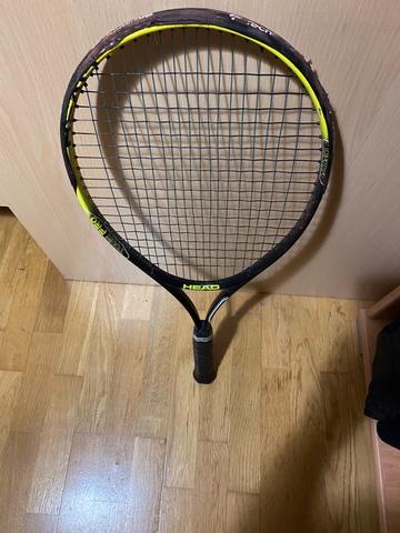 Raqueta De Tenis.