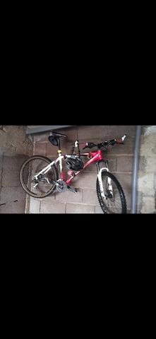 Bicicleta Mondraker