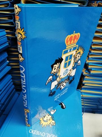 Libretas De Anillas Real Oviedo Gelu